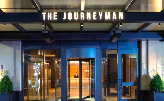 Journeyman Kimpton Hotel
